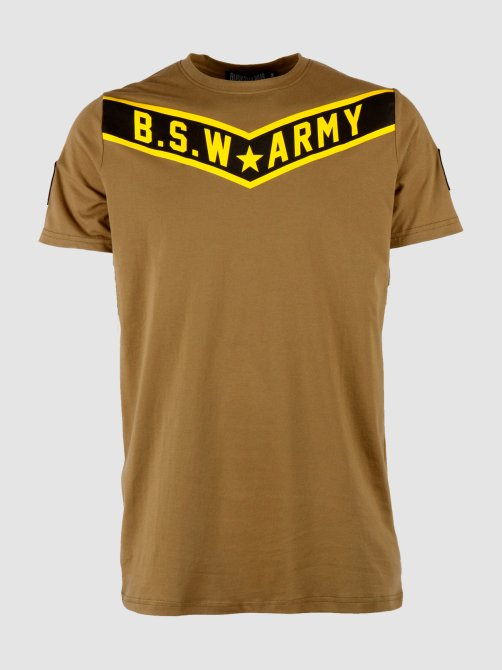 Футболка мужская B.S.W. Army
