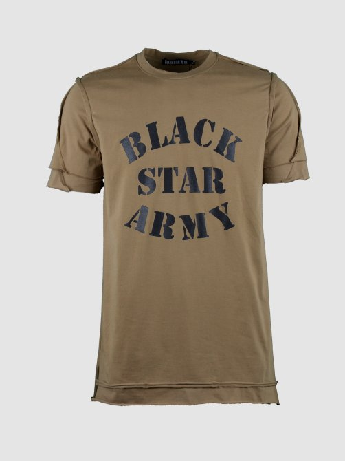 Футболка мужская Black Star Army