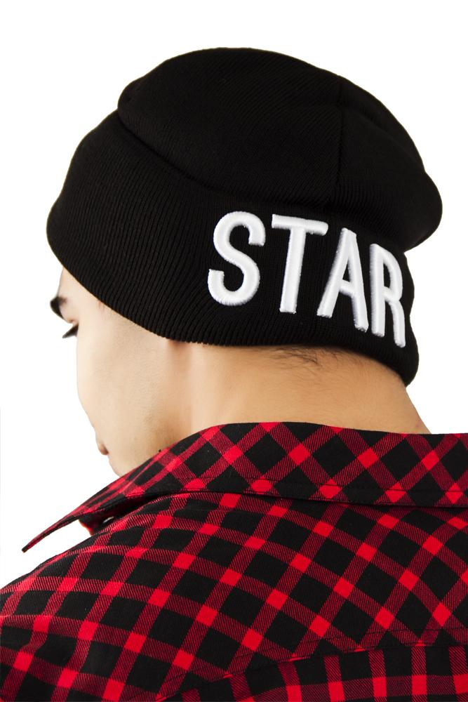Шапка унисекс Black Star 3D от Black Star