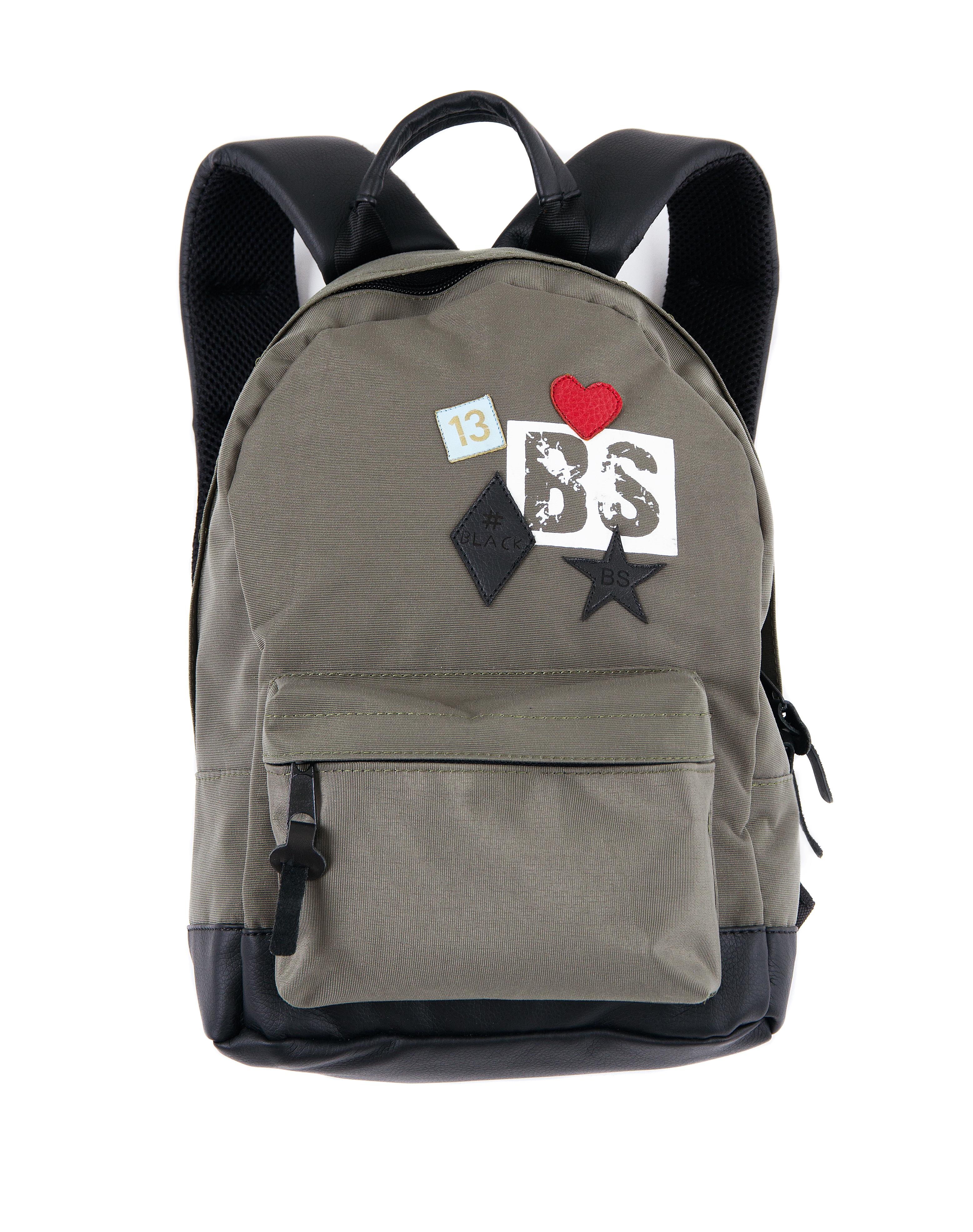 Рюкзак унисекс Patch от Black Star