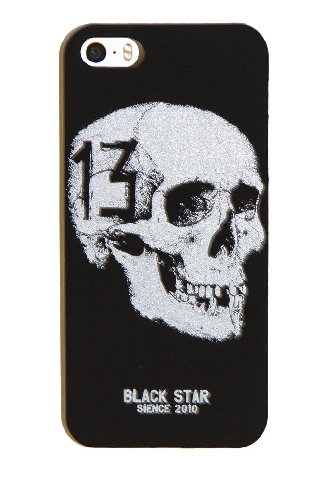 Чехол для Iphone 5/6/6+ Skull 13 от Black Star