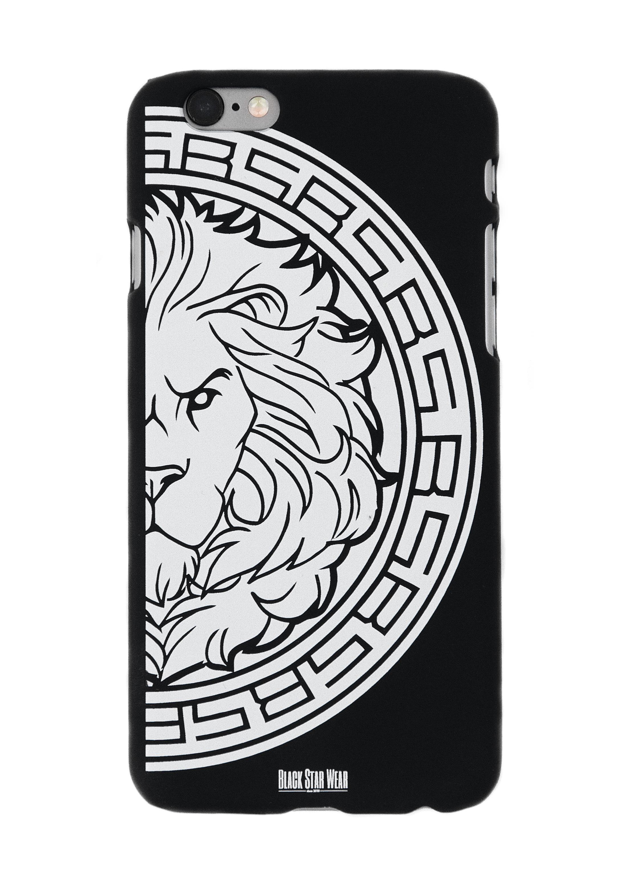 Чехол для iPhone 5/5S/6/6+ Big Lion