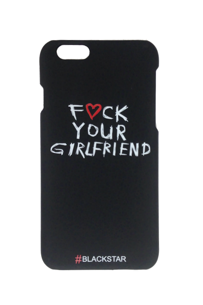 Чехол для iPhone 5/6/6+ Girlfriend от Black Star