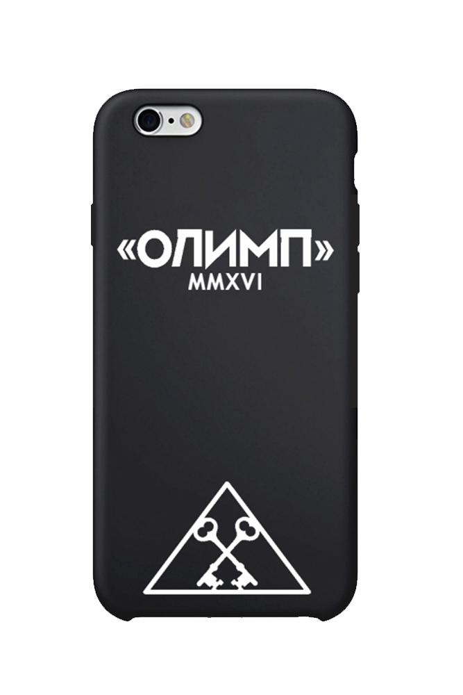Чехол для iPhone 5/6/6+ ОЛИМП
