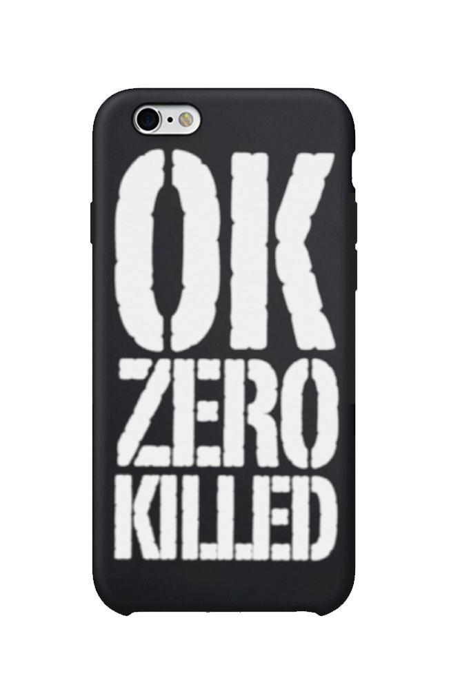 Чехол для iPhone 5/6/6+ OK Zero Killed