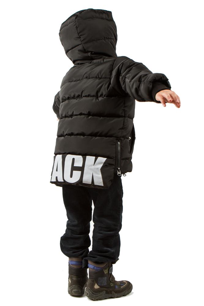 Куртка-пуховик детская Black от Black Star