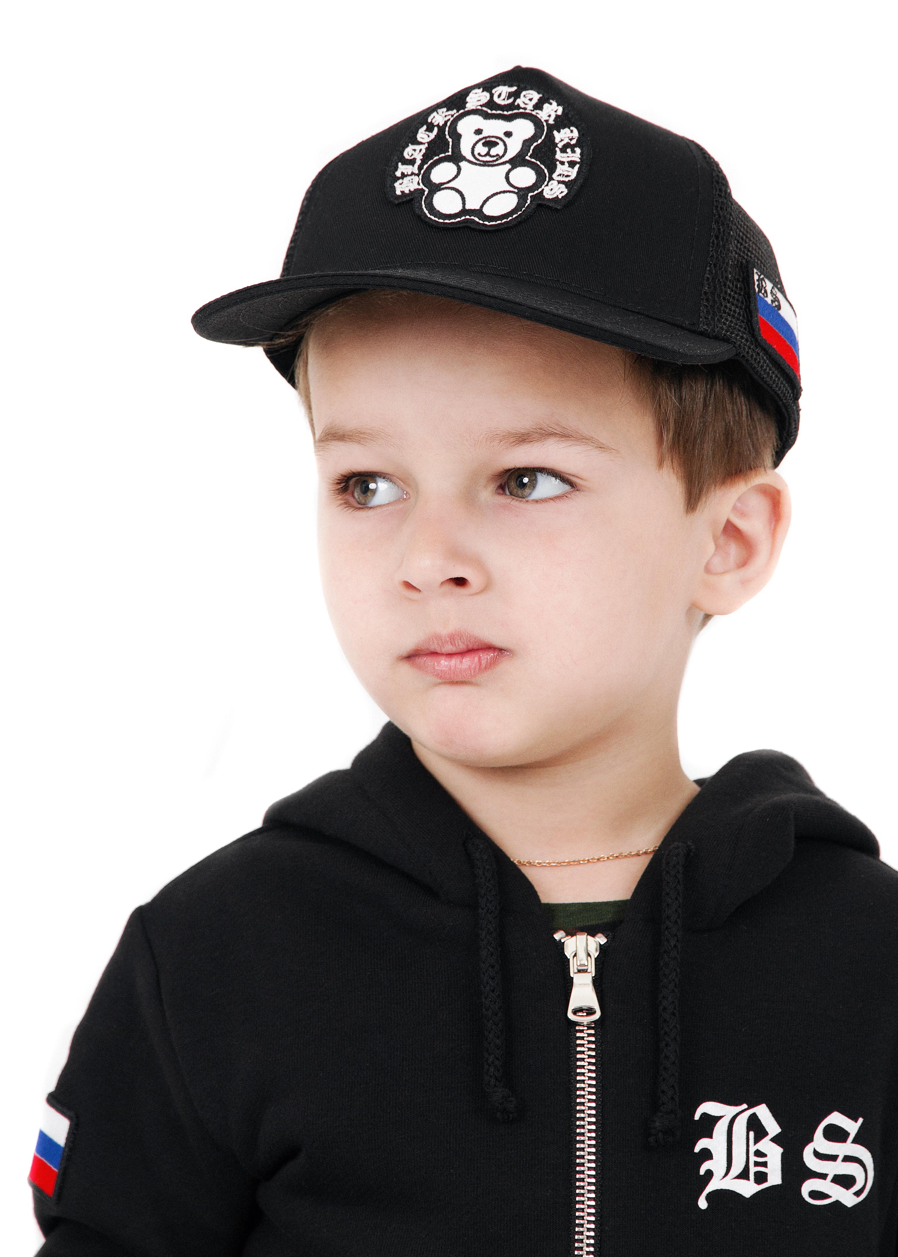 Кепка детская Kids BS от Black Star