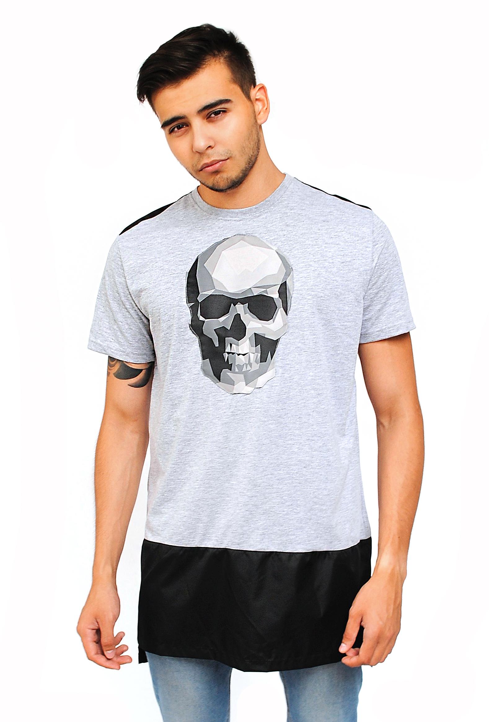 Футболка мужская Big Skull от Black Star