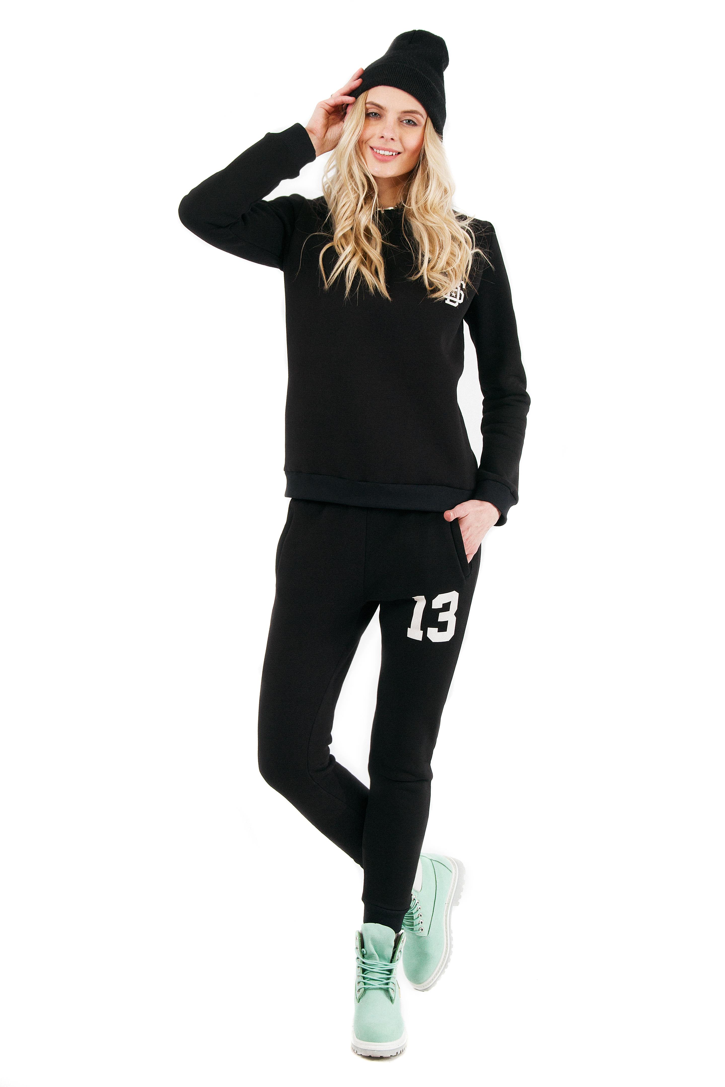 Костюм спортивный женский BS13 warm от Black Star
