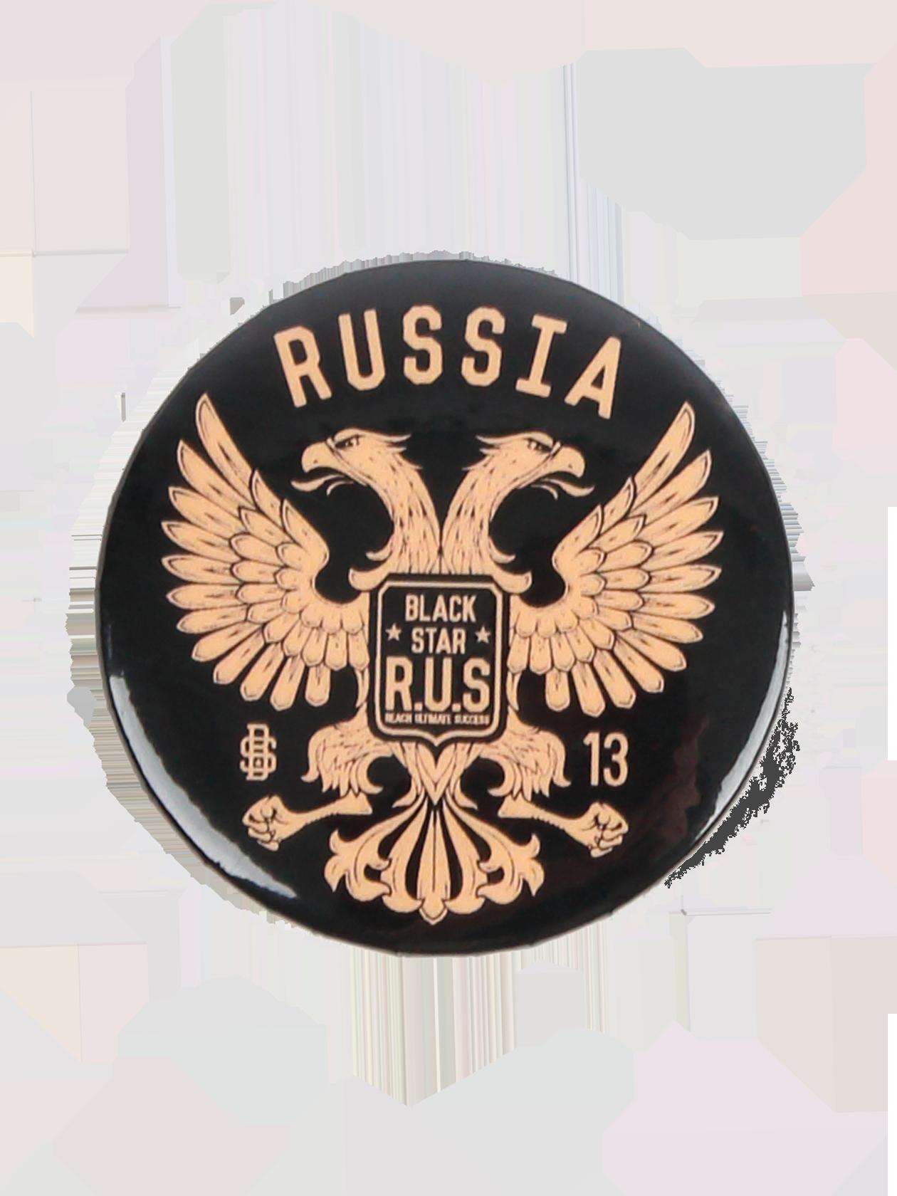 Значок GERB. Производитель: Black Star Wear, артикул: 11536
