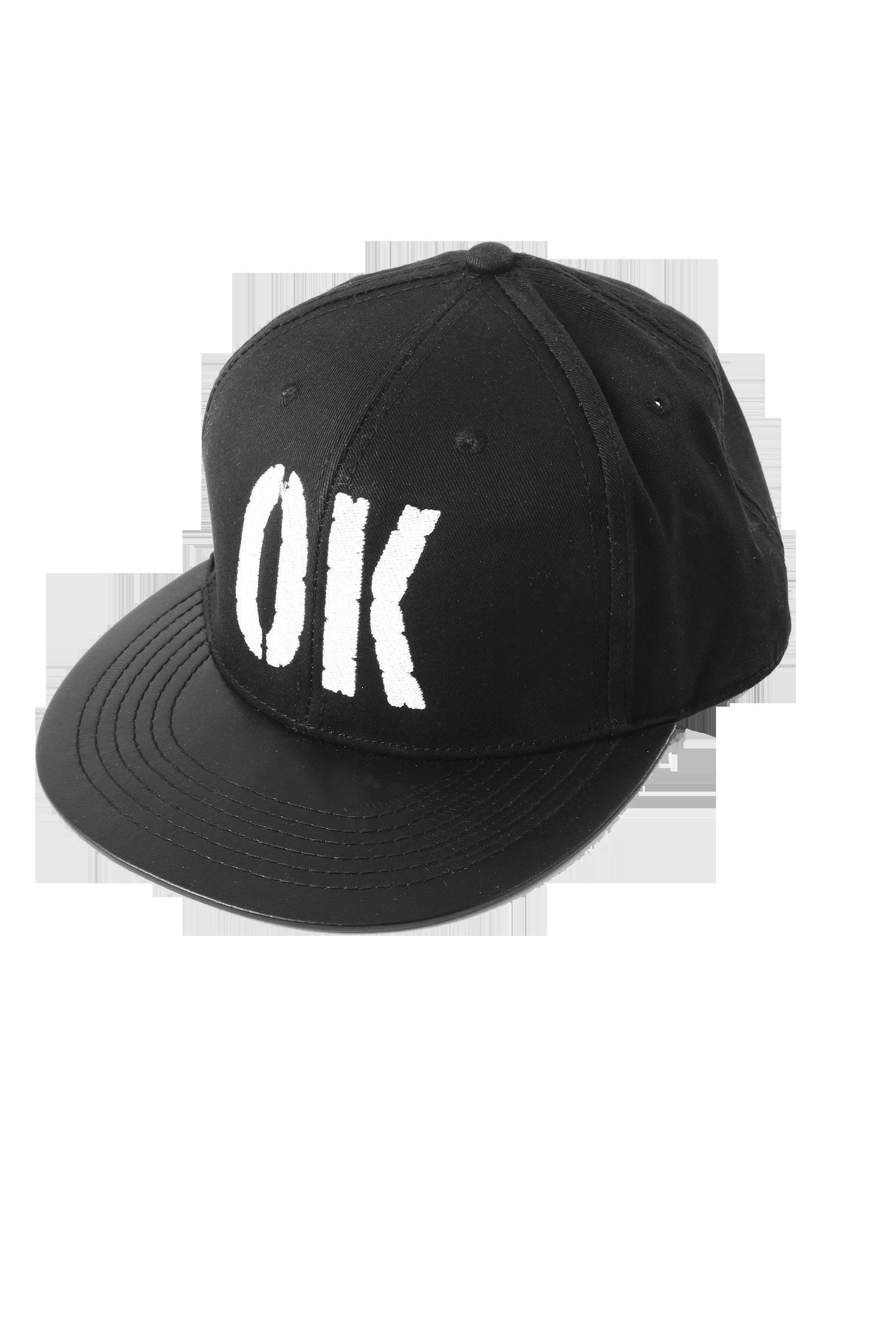 Unisex snapback OK Zero Killed от BlackStarWear INT
