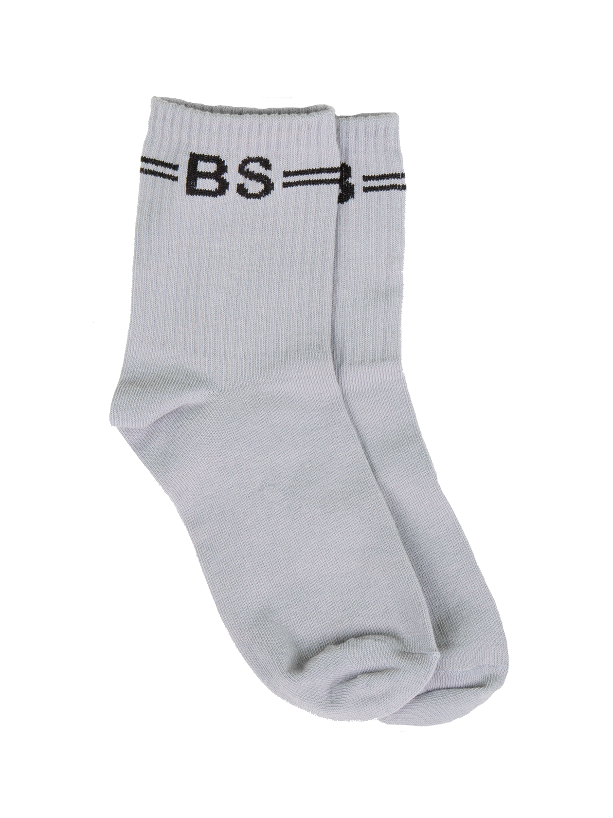 Unisex Socks BS 13 ClassicUnisex socks by Black Star Wear. These cotton blend socks grant you an ultimate comfort during your all day or sport activities. Decorated with a BS 13 emroidery on the top. Avaliable in white, gray and black.<br><br>size: 39/40<br>color: Grey<br>gender: unisex