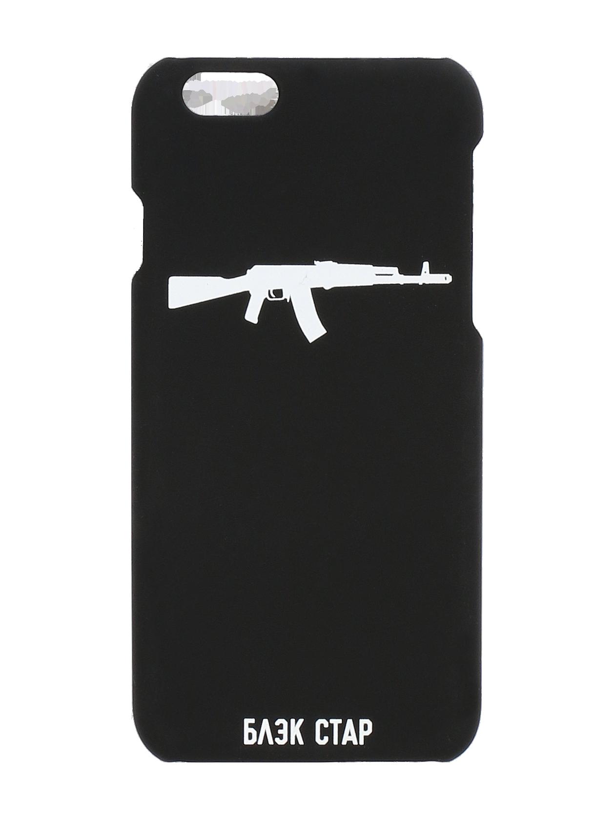 Чехол для iPhone 5/6/6+ Автомат