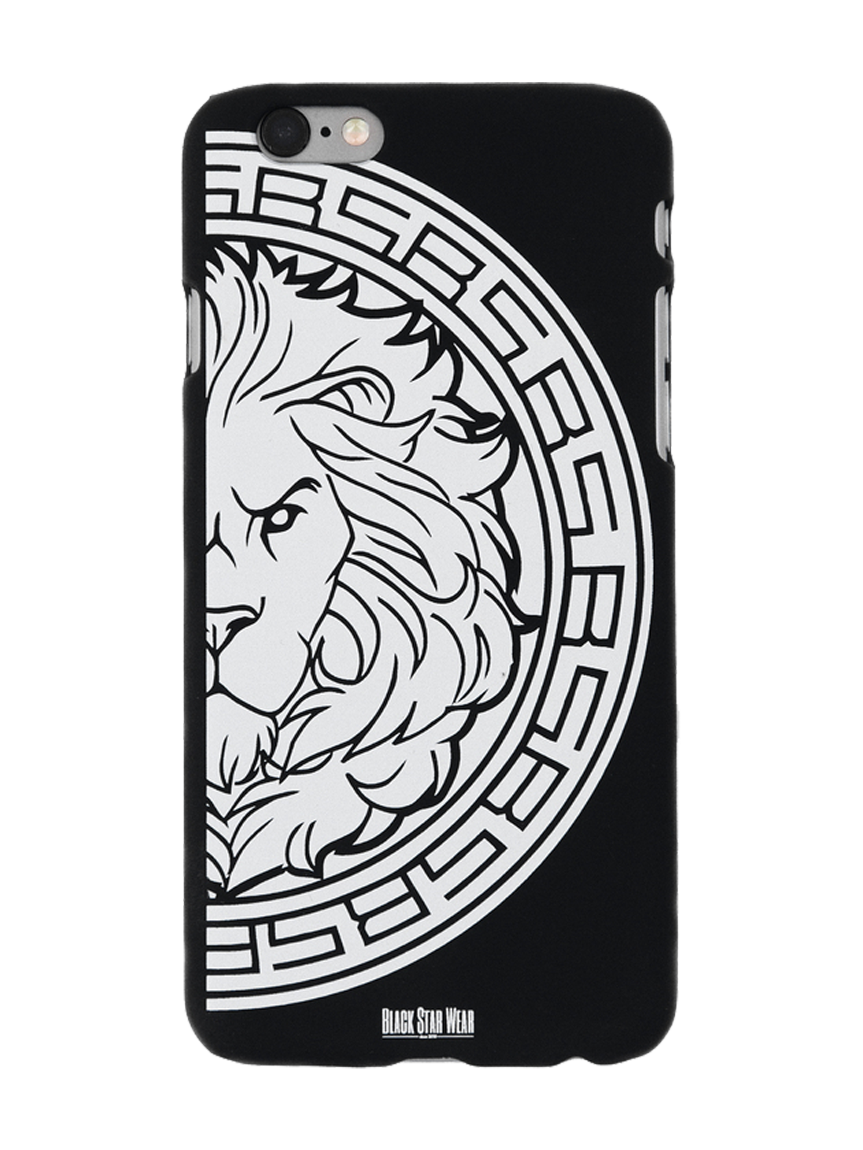 Чехол для iPhone 5/5S/6/6+ Big Lion от Black Star