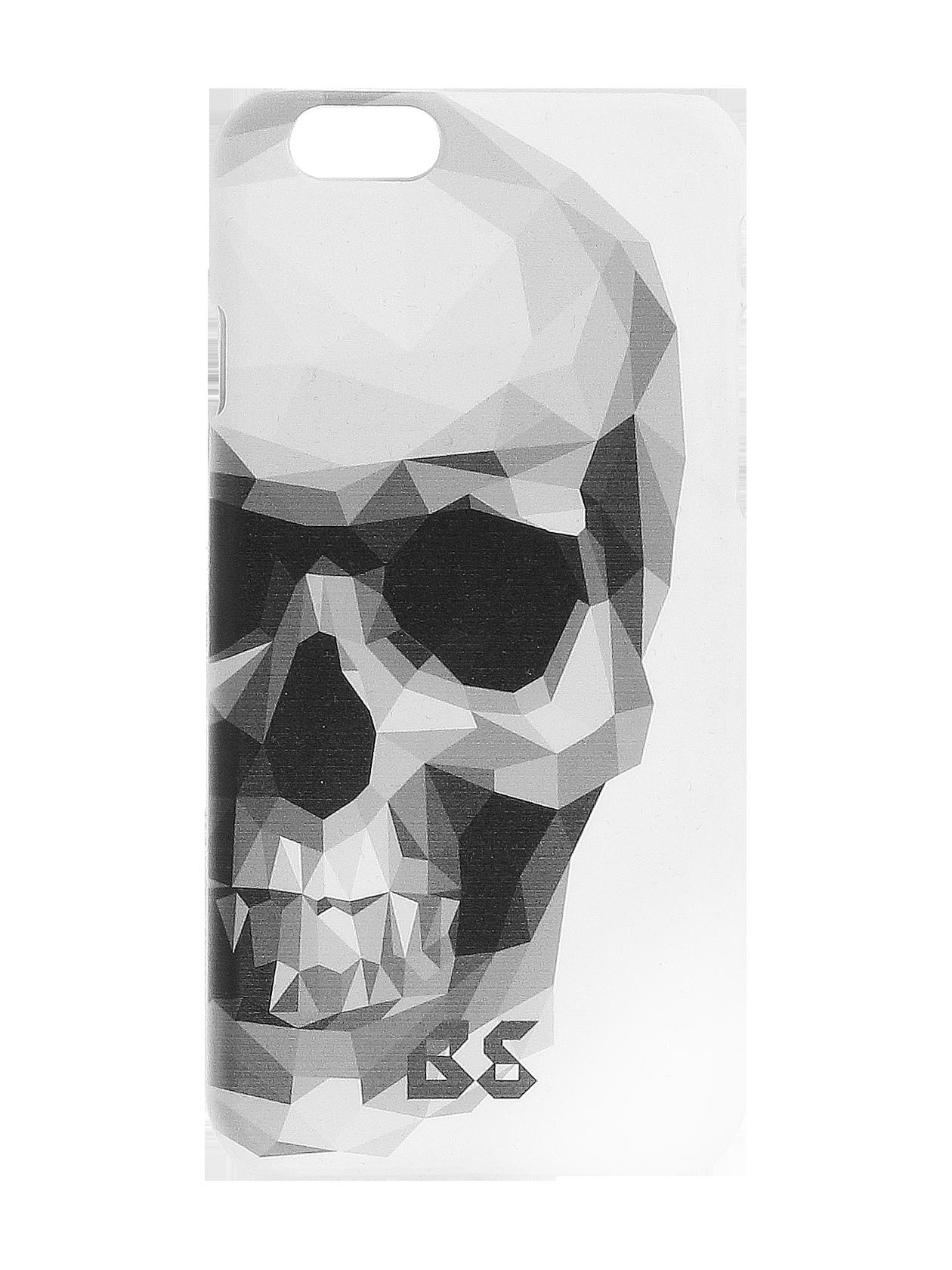 Чехол для iPhone 5/6/6+ Skull