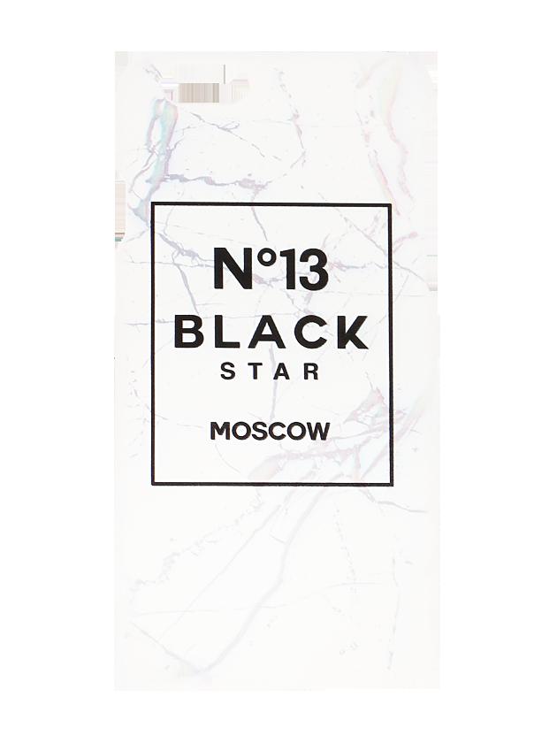 Чехол для iPhone 5/6/6+ №13 Black Star