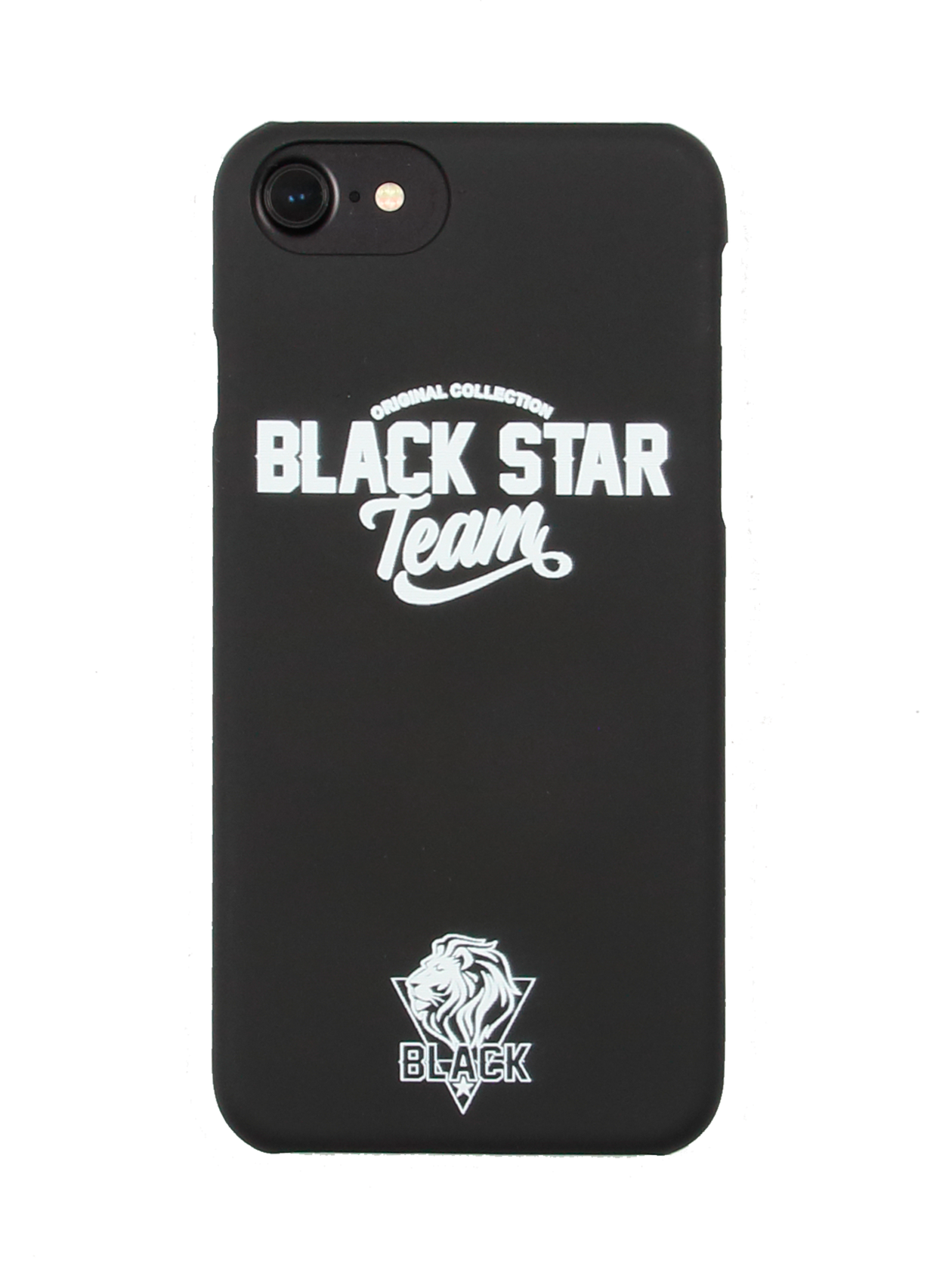 PHONE CASE TEAMPhone plastic hard case by Black Star Wear. Black mat case printed wih white Black Star Team lettering. Solid protection and direct access to all device features.<br><br>size: 7<br>color: Black<br>gender: unisex
