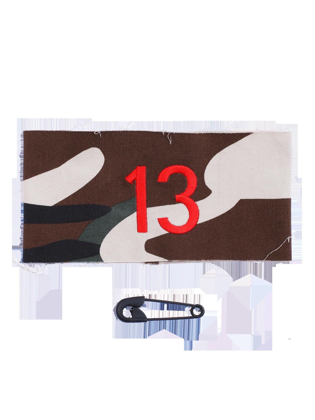 Повязка 13