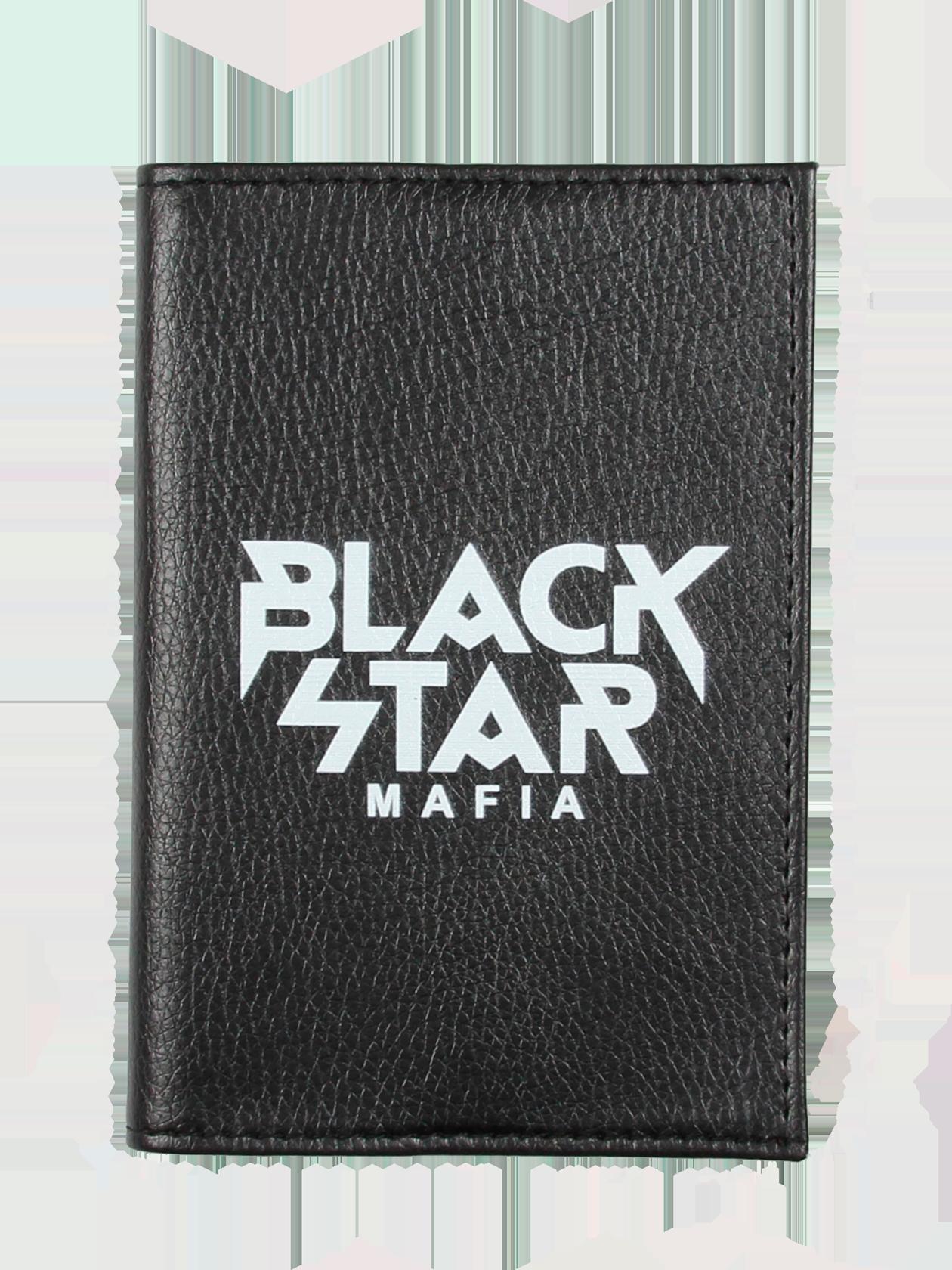 Обложка на паспорт MAFIA от Black Star