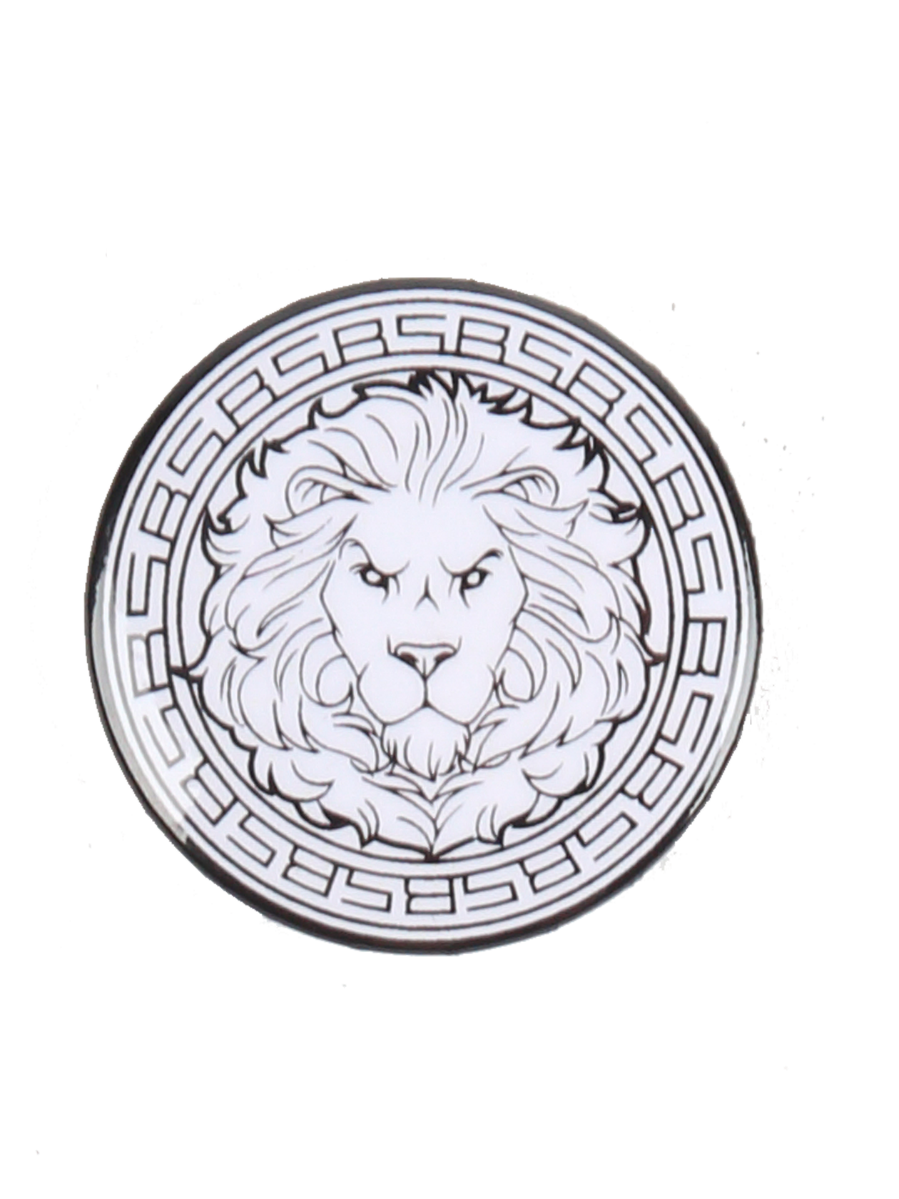 Значок LION. Производитель: Black Star Wear, артикул: 12138