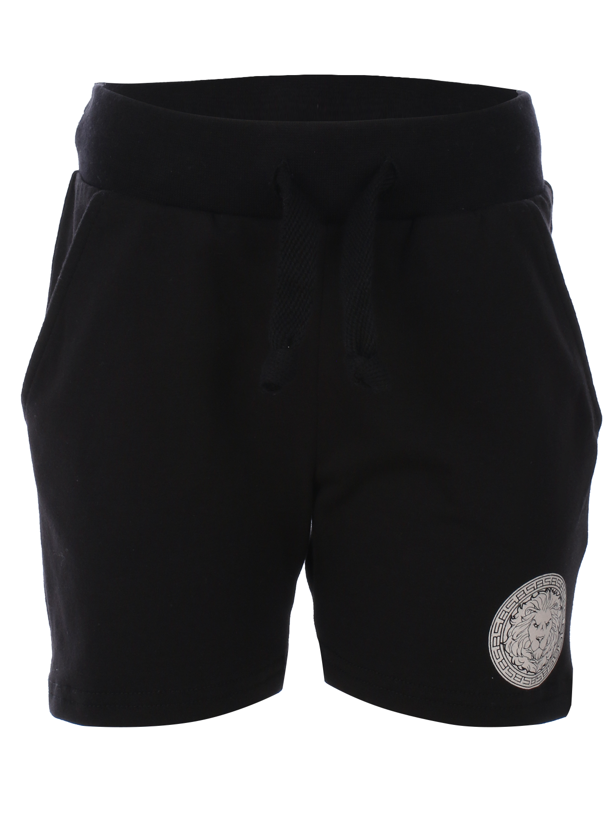 Kids shorts Logo Black Star