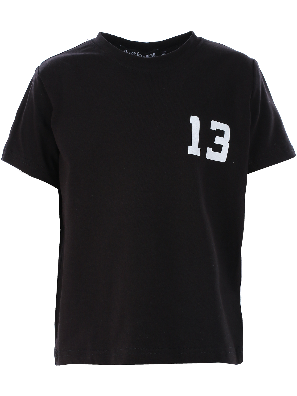 Kids t-shirt Black Star Family 13Kids t-shirt by Black Star Wear. Big asiatic print Black Star Family on the back and 13 on the chest. Made out of natural cotton tissue. Avaliable in black.<br><br>size: 5-6 years<br>color: Black<br>gender: unisex
