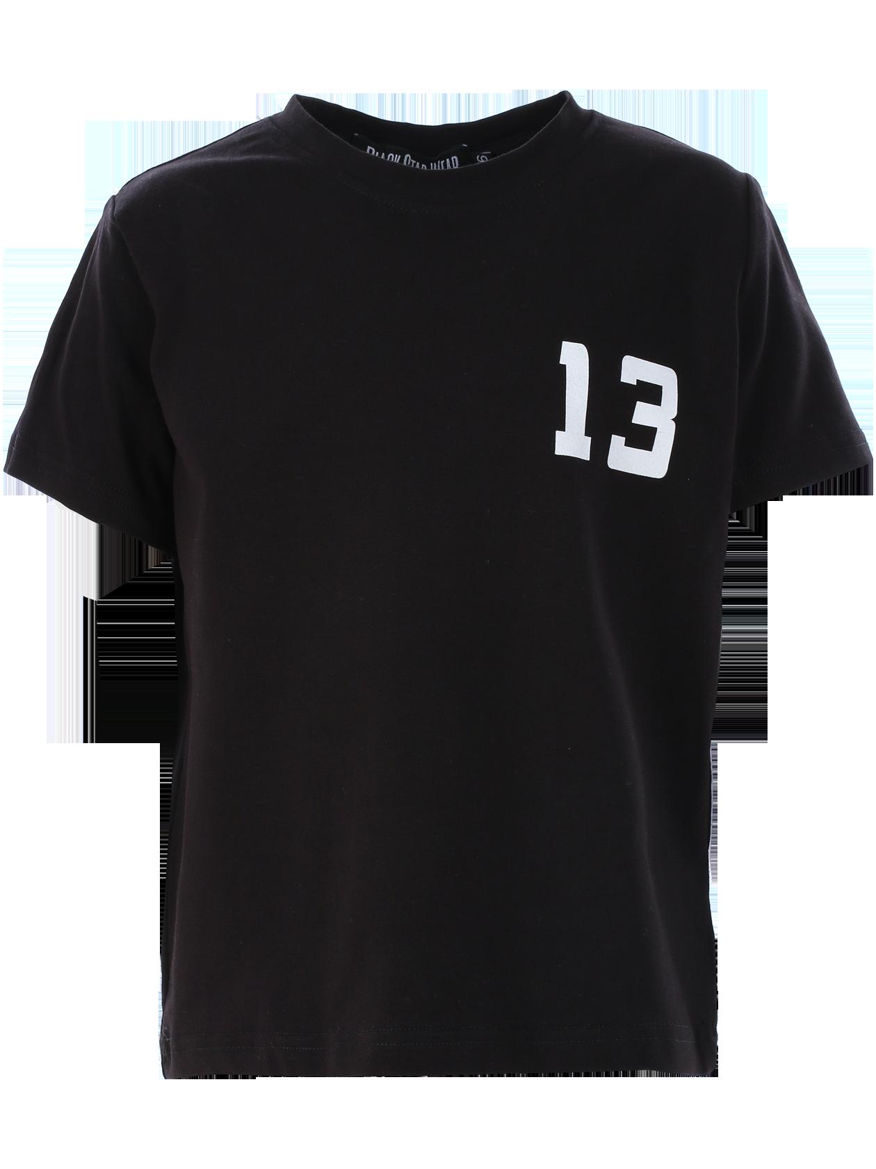 Kids t-shirt Black Star Family 13