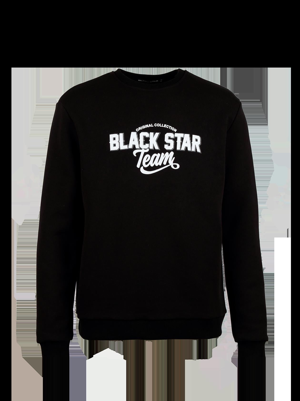 Teens sportsuit Black Star Team