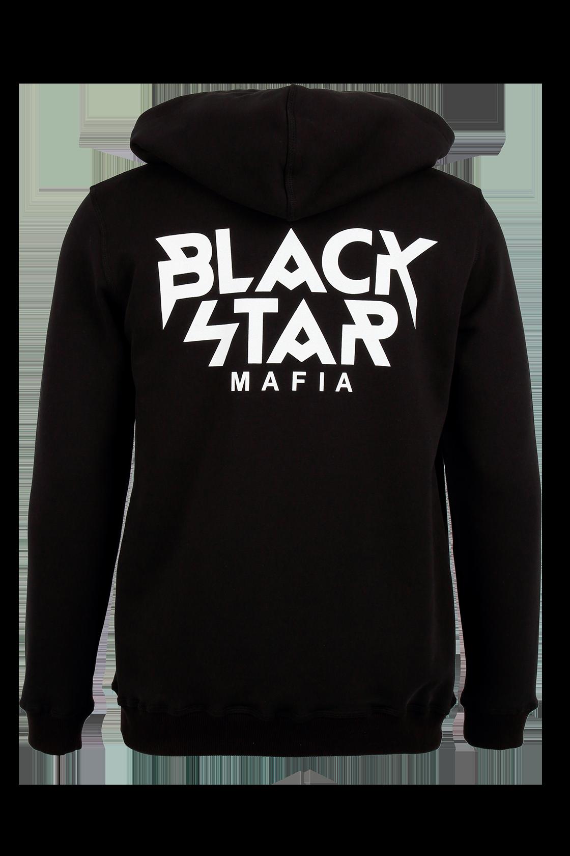 Толстовка унисекс Black Star Mafia Vintage от Black Star