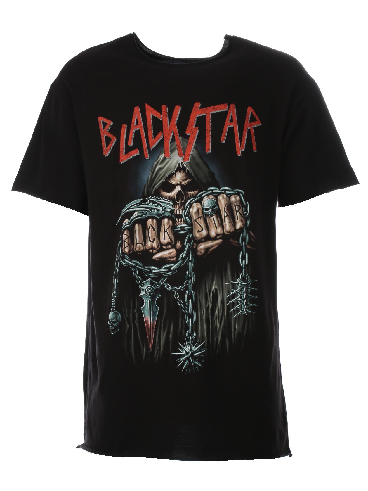 Футболка мужская Black Star Old Skull от Black Star Wear