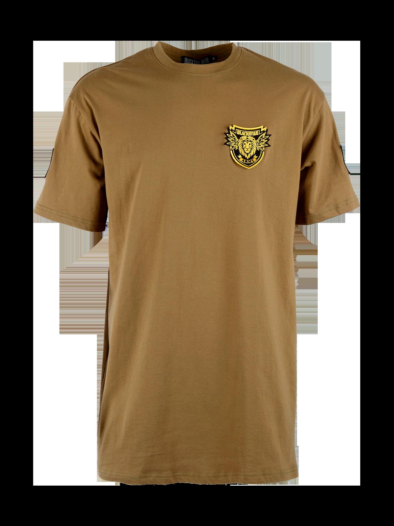 Mens t-shirt BS Army