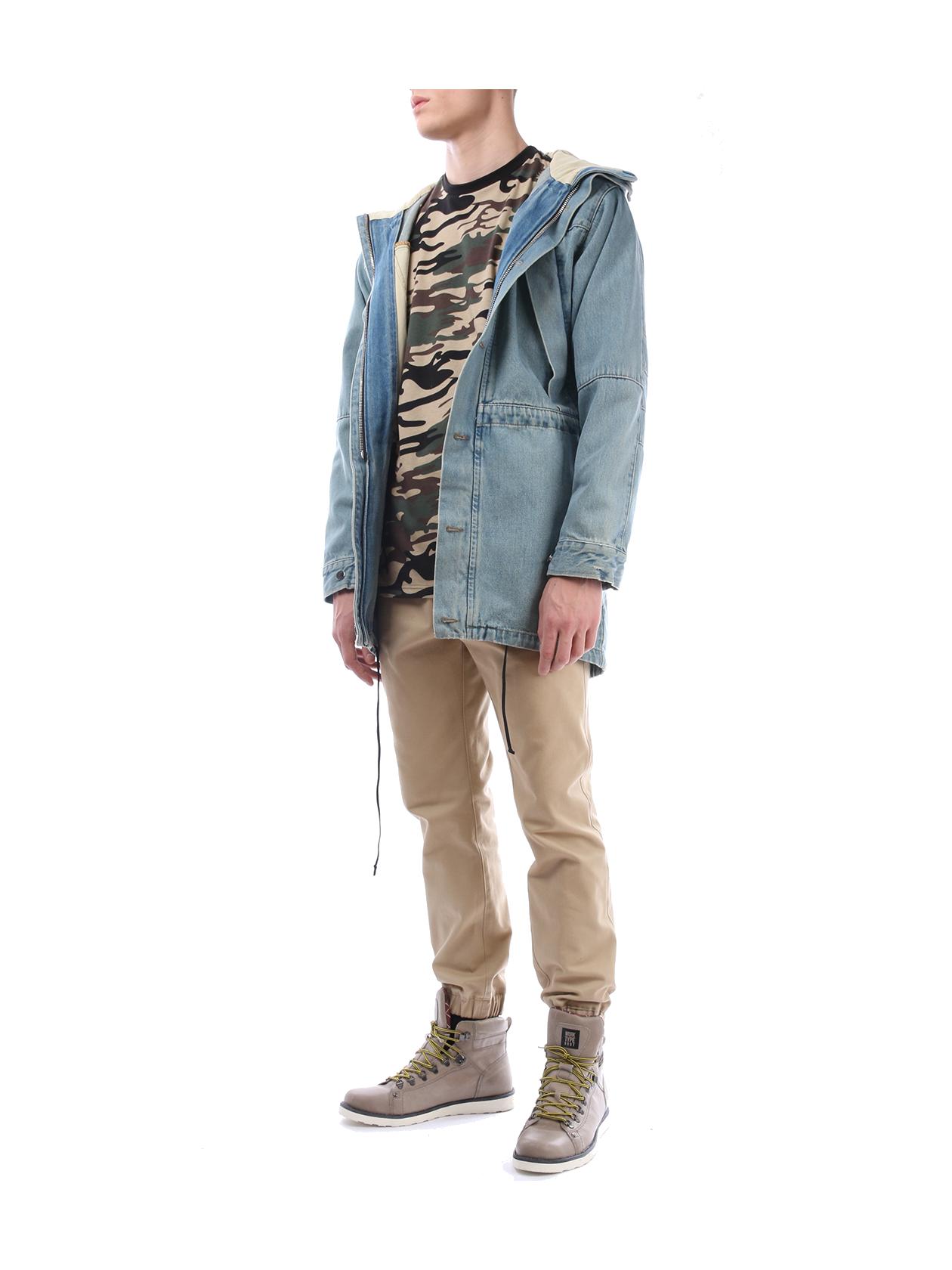 Unisex jeans jacket 13 от BlackStarWear INT