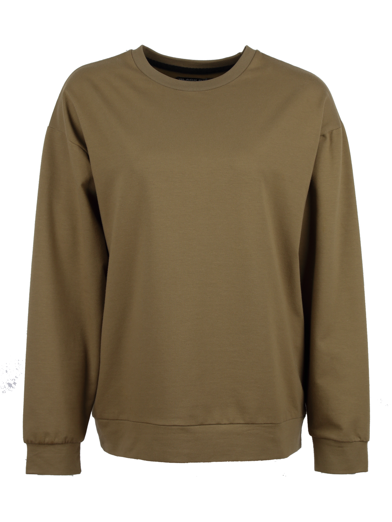 Womens sweatshirt 13Soft and comfy sweatshirt by Black Star Wear. Oversized fit, drop shoulder seams, cuffs, round neck, natural cotton blend. Black Star 13 print on the back. Avaliable in khaki.<br><br>size: S<br>color: Khaki<br>gender: female
