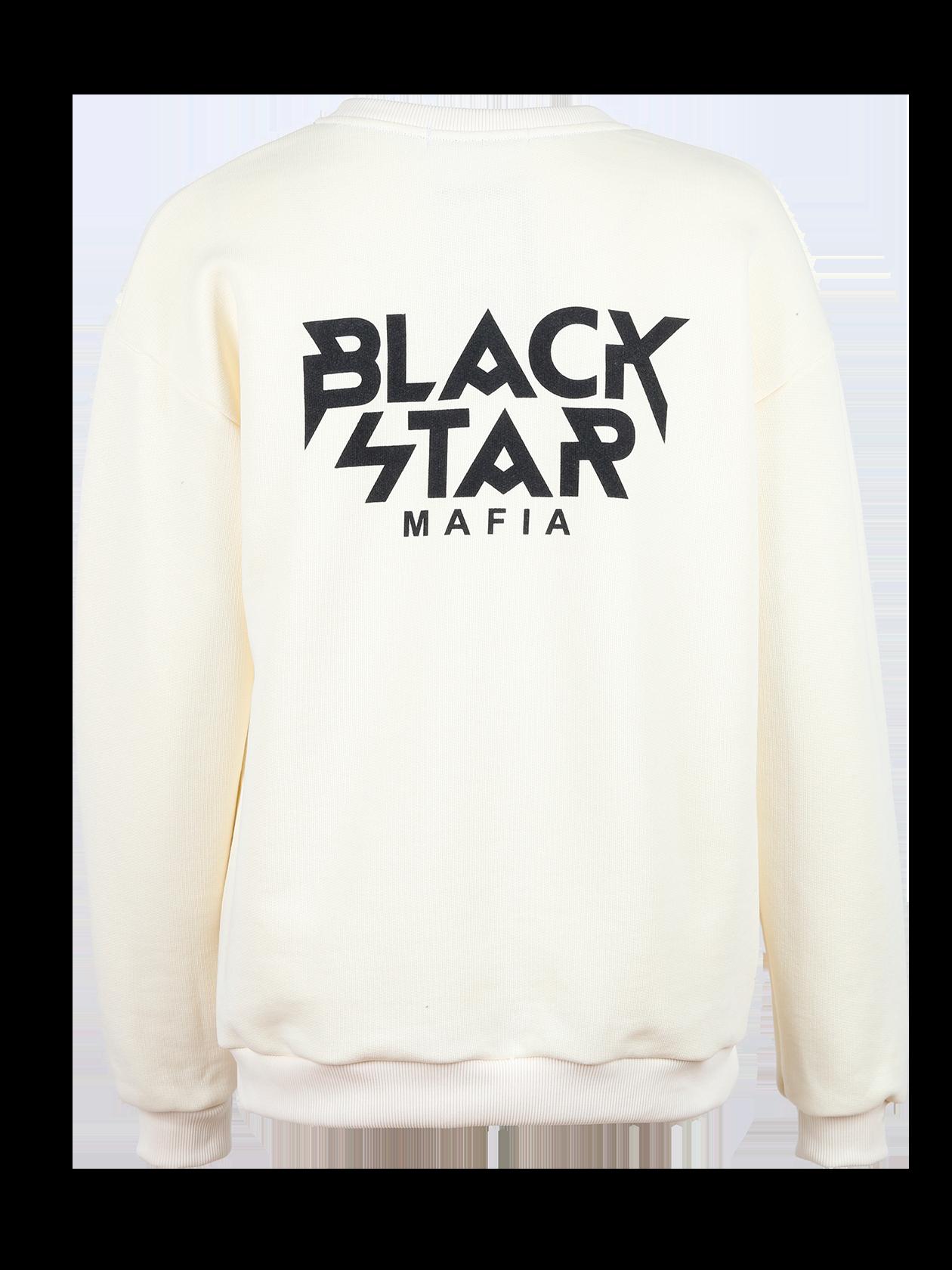 Толстовка женская Black Star Mafia от Black Star