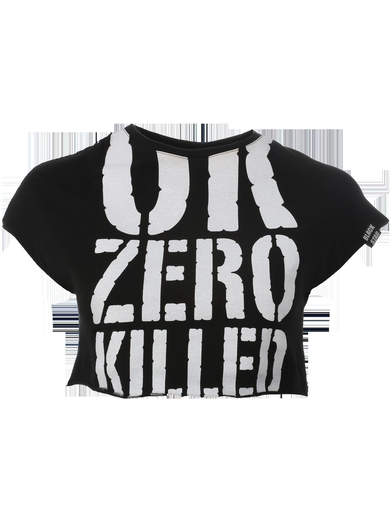 Футболка женская OK Zero Killed