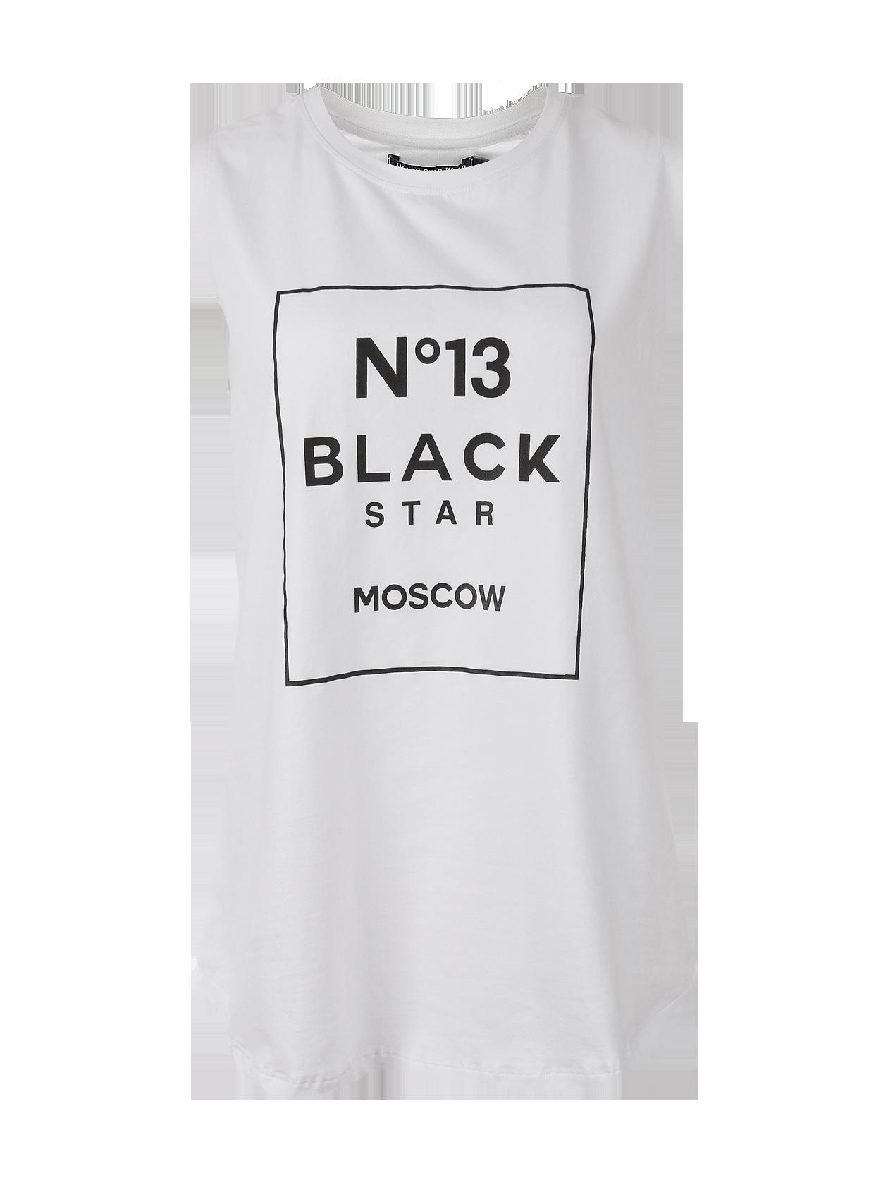 Футболка женская №13 Black Star