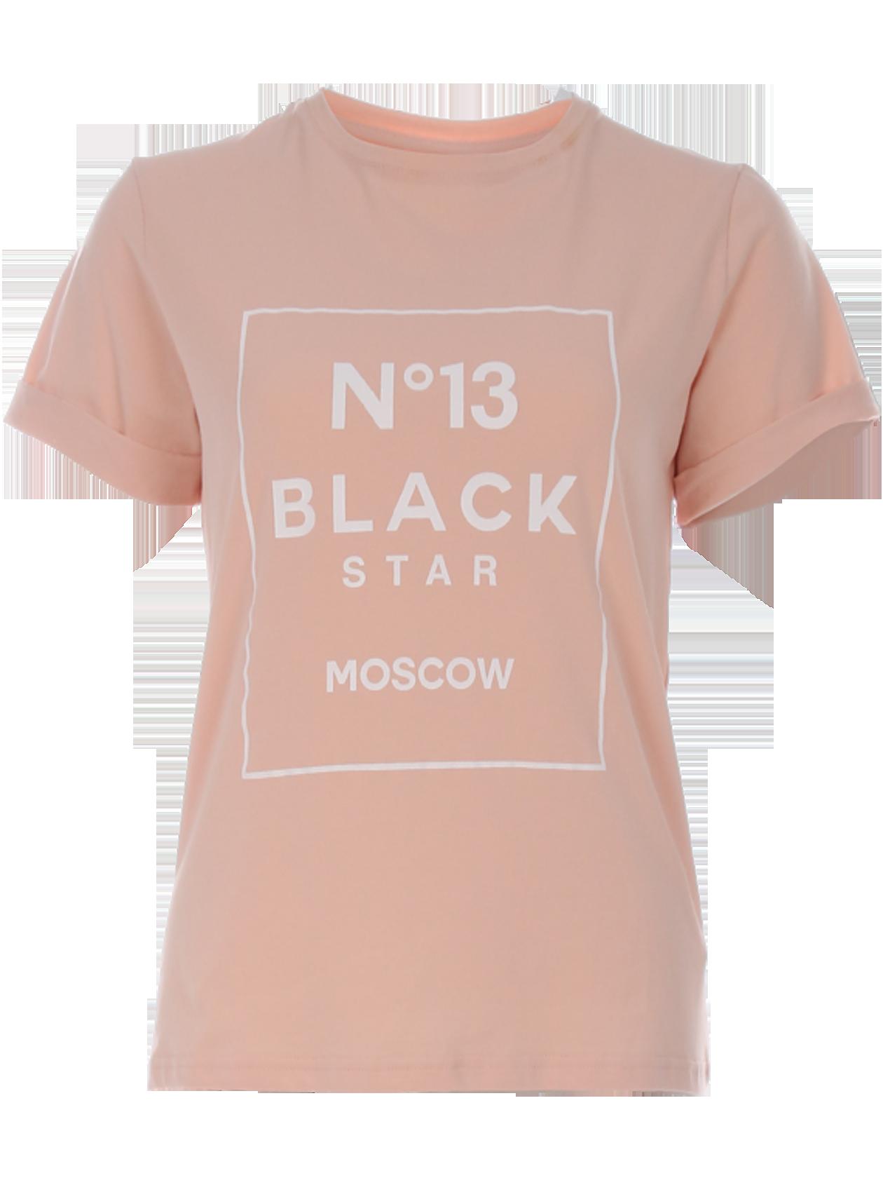 Womens t-shirt №13 BS от BlackStarWear INT
