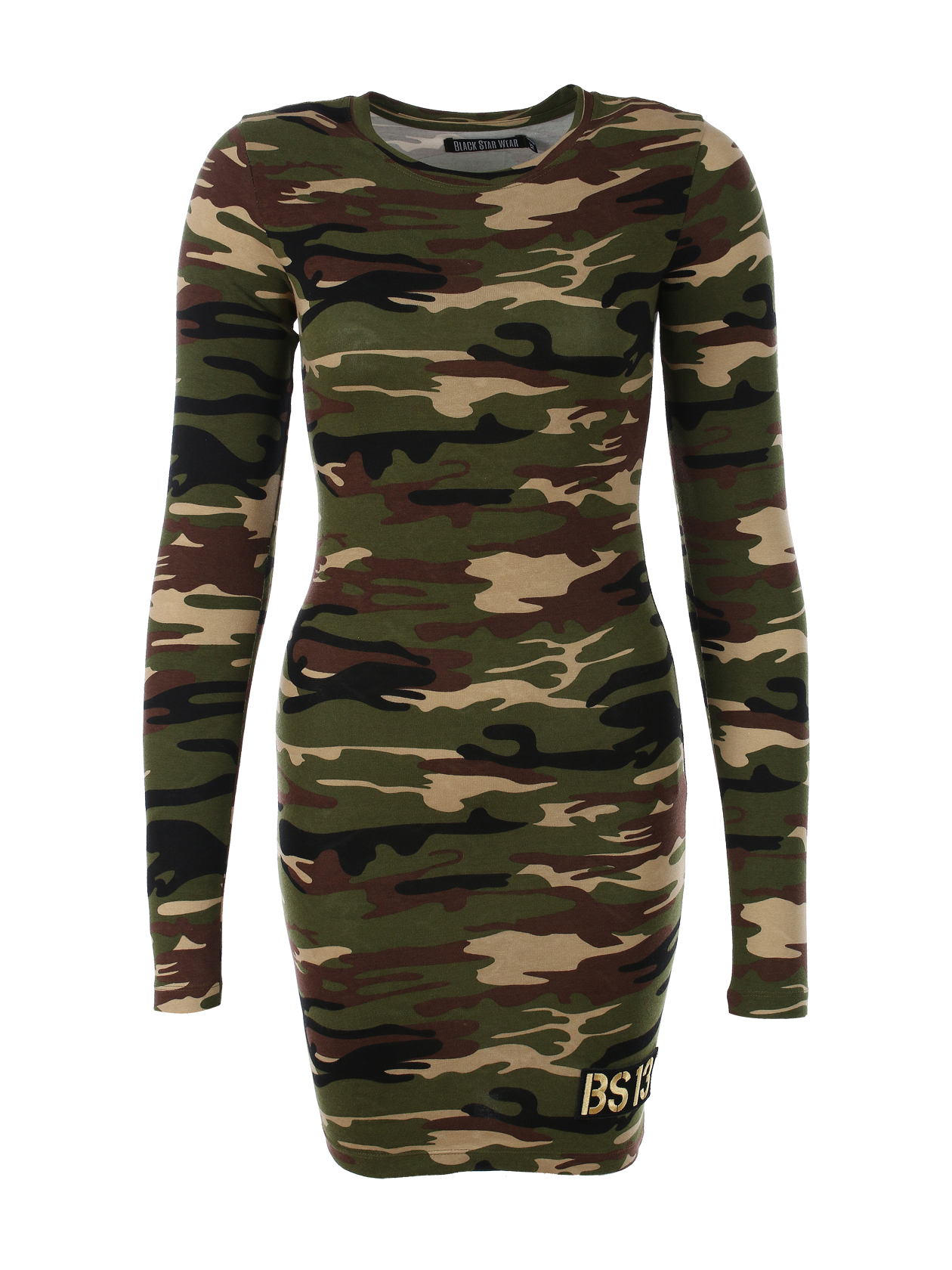 Womens dress Camo BS