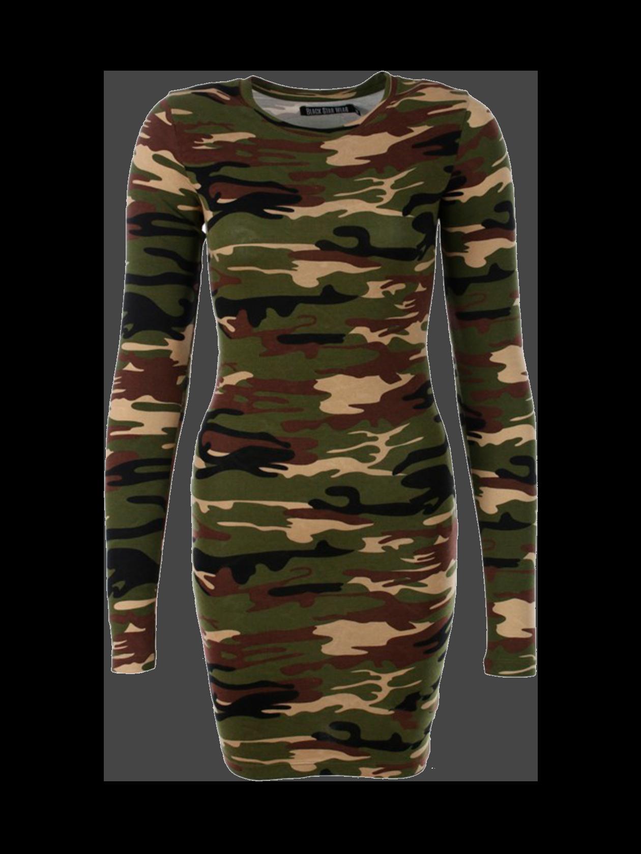 Womens dress Camo 2.0