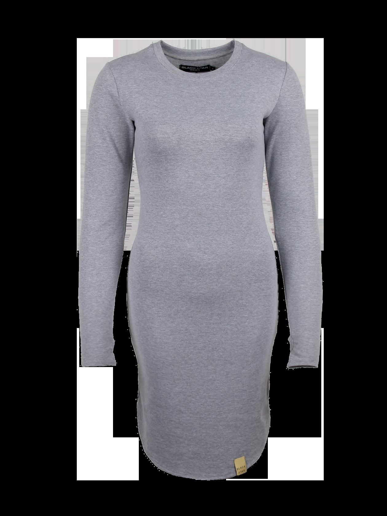 Платье женское Classic Rib от Black Star Wear