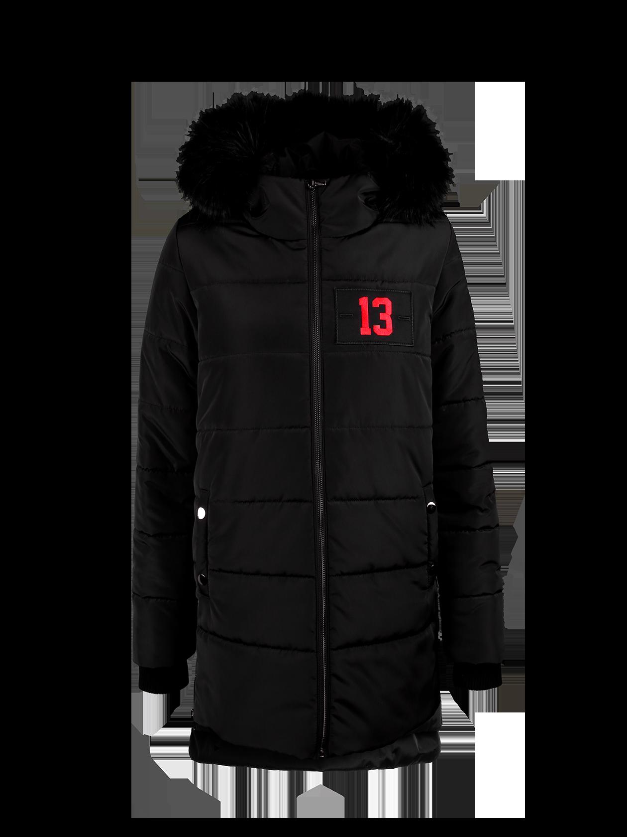 Куртка-пуховик женская FAUX от Black Star Wear