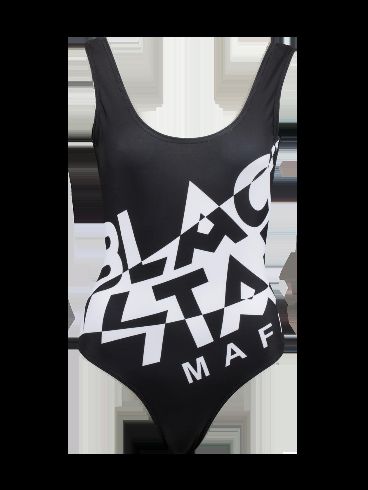 Купальник женский MAFIA<br><br>Размер: XS<br>Цвет: Черный<br>Пол: Женский