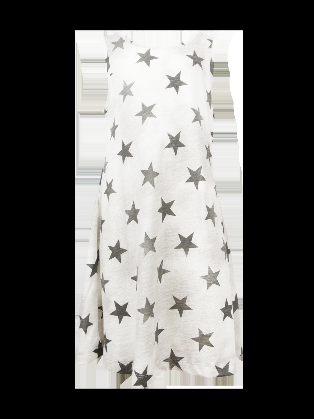 Платье детское ALL BLACK STARПлатье детское All Black Star – идеальный выбор для юных модниц. Модель представлена в популярной серой расцветке с затемнениями и крупными черными звездами по всему изделию. Верх полуприлегающей формы со значительным расширением к нижней части. Длина чуть ниже колена, рукав отсутствует. Круглая горловина обработана окантовкой из основного материала. При изготовлении платья использован высококачественный 100% хлопок, за счет которого обеспечивается максимальный комфорт при носке.<br><br>Размер: 9-10 years<br>Цвет: Серый<br>Пол: Унисекс