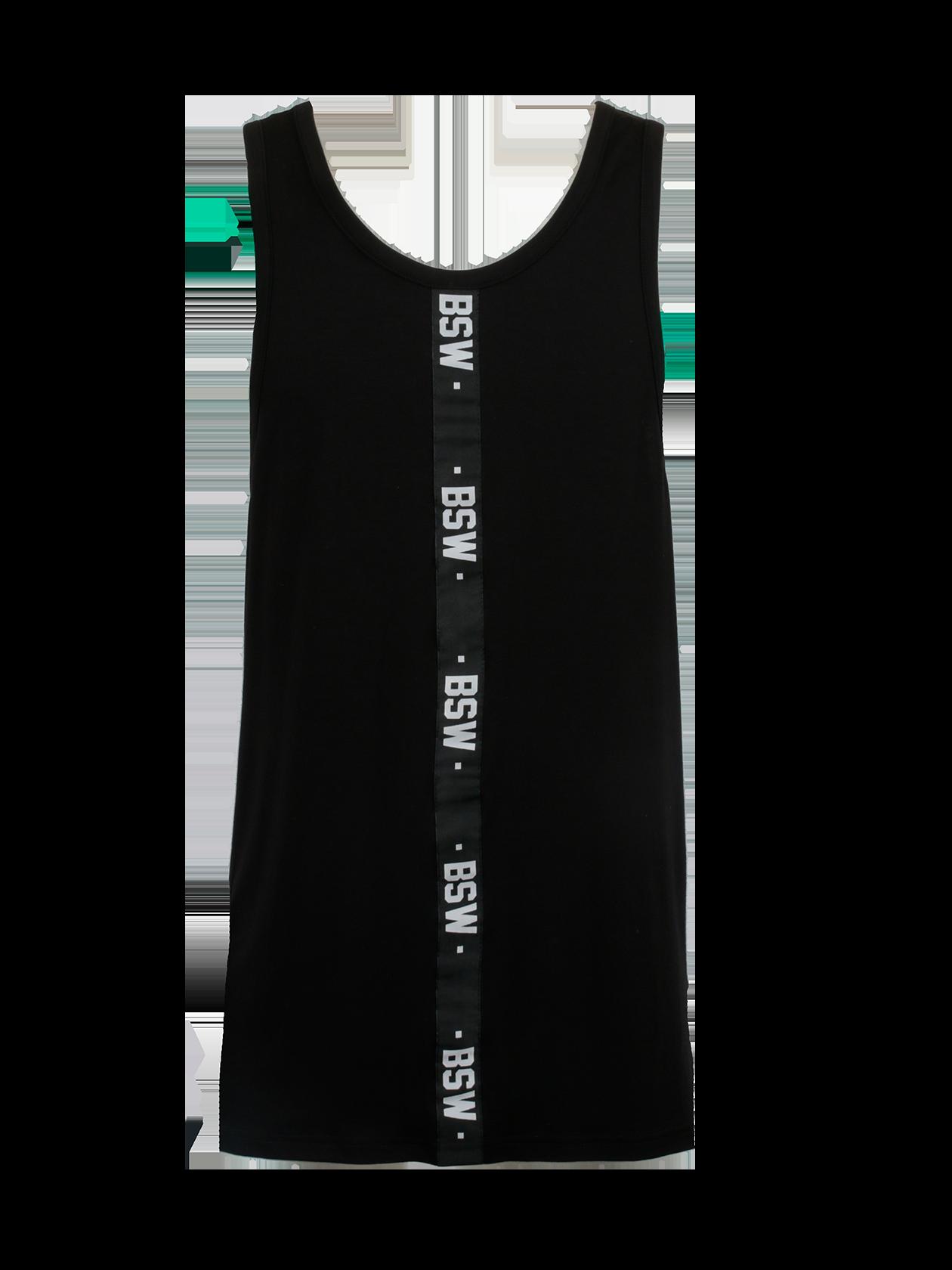 Майка мужская HARAJUKU 2.0Стильная мужская майка Harajuku 2.0 поможет разнообразить повседневный лук. Модель спортивного типа обладает прямым свободным кроем, удлиненным силуэтом. Изделие представлено в базовых белой и черной расцветках, отлично сочетающихся с всевозможной одеждой и обувью. Дизайн дополнен черными вертикальными вставками с надписями BSW, оформленными по центру фронтальной и тыльной стороны. Майка сшита из натурального хлопка премиального качества, идеально подходит для спорта и отдыха.<br><br>Размер: M<br>Цвет: Черный<br>Пол: Мужской