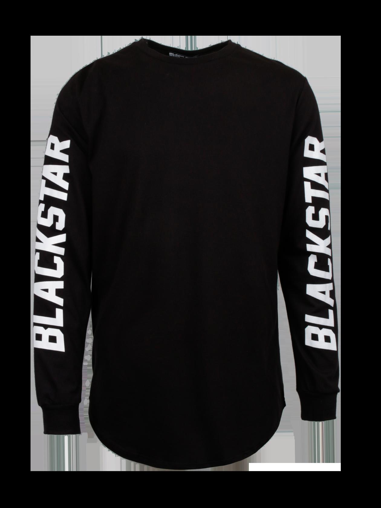 Лонгслив мужской HARAJUKUЛонгслив мужской Harajuku – стильная и комфортная вещь от бренда Black Star Wear. Традиционный прямой свободный крой, удлиненный силуэт, закругленная форма низа. Линия соединения плеча с рукавом слегка опущена, манжеты оформлены гофрированным фиксирующим трикотажем. Модель выполнена в черном цвете, дополнена белыми надписями Black Star на рукавах. Особенность изделия заключается в материале пошива – элитном натуральном хлопке, обеспечивающем износоустойчивость вещи. Отлично подходит для повседневного гардероба.<br><br>Размер: S<br>Цвет: Черный<br>Пол: Мужской