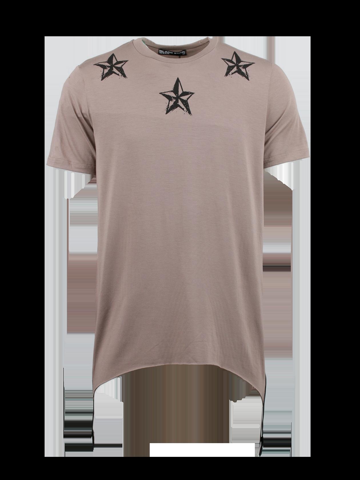 Футболка мужская REGULARМужская футболка из новой коллекции Black Star Wear. Стильная, практичная и очень качественная модель свободного кроя с коротким рукавом, а так же уникальным дизайнерским рисунком на груди в стилеBlack Star. Изделие выполнено из натурального хлопка премиального качества, что обеспечит безупречный комфорт. Низ дополняет ультрамодное дизайнерское решение в виде черных широких молний по бокам. Идеально дополнит стильный мужской образ на каждый день. Несомненно станет незаменимой и любимой вещью в гардеробе. Модель доступна в сером, черном и белом цветах.<br><br>Размер: M<br>Цвет: Хаки<br>Пол: Мужской