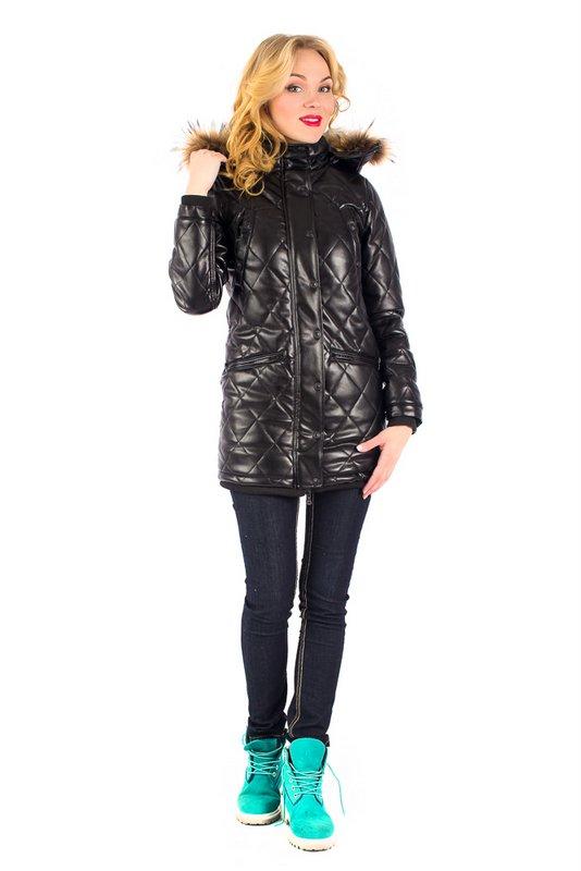 Куртка-пуховик женская Parka-40 от Black Star