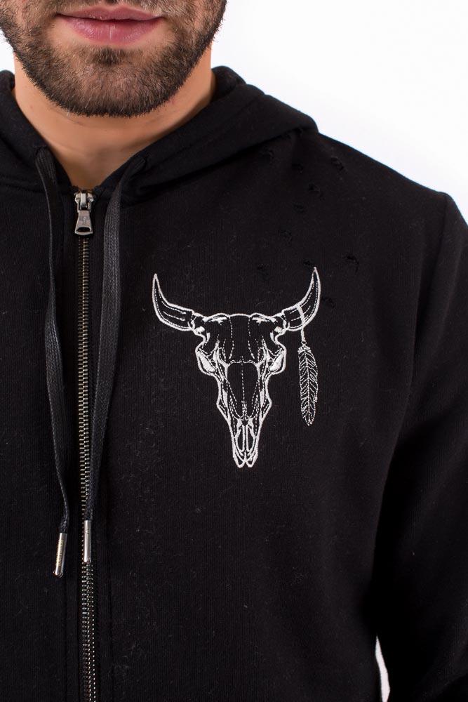 Толстовка мужская Black Bull от Black Star