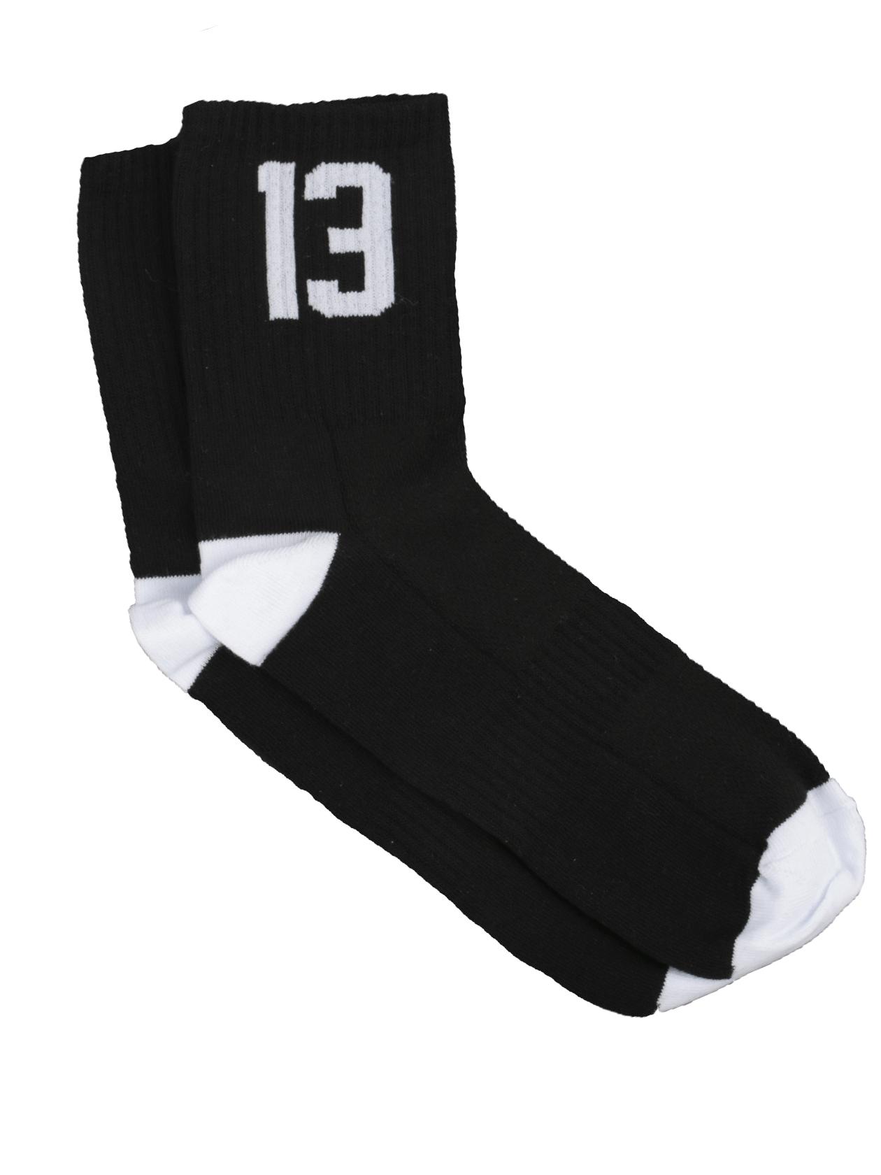 Unisex Socks 13, Black