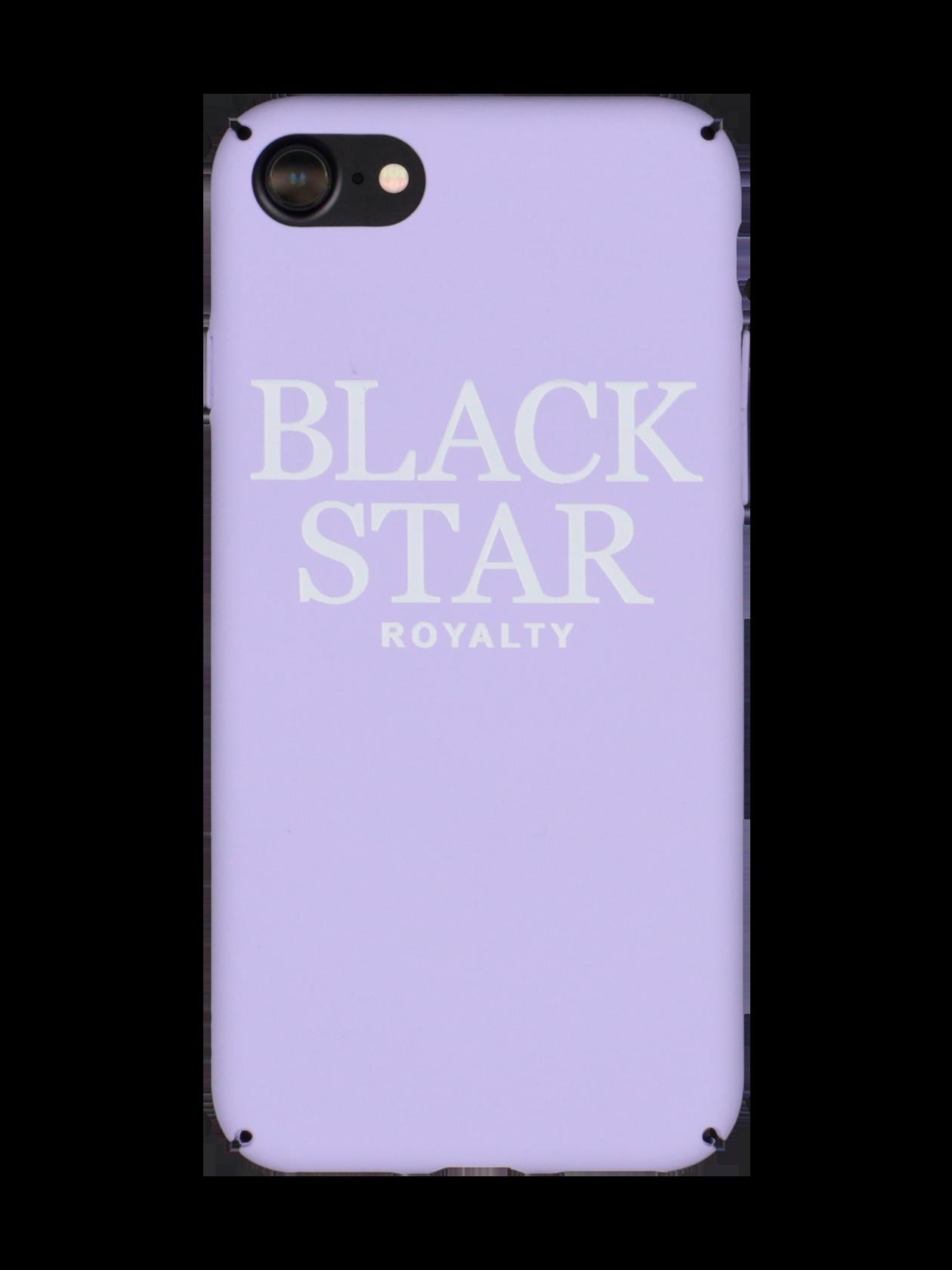Чехол для телефона ROYALTY BLACK STARПрактичный чехол для телефона Royalty Black Star в виде задней стенки мобильного устройства. Модель создана из прочного пластика, предотвращающего образование трещин, сколов на корпусе гаджета и попадание пыли. Изделие привлекает внимание яркой ментоловой расцветкой. В комбинации с фирменной надписью Black Star Royalty чехол становится стильным аксессуаром для любимого девайса. Он идеально повторяет форму телефона, оставляя доступ к имеющимся разъемам и опциям.<br><br>Размер: 5<br>Цвет: Сиреневый<br>Пол: Унисекс